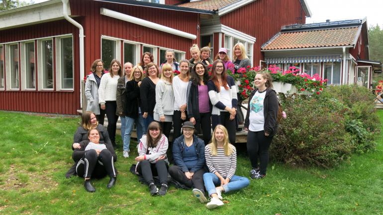 Unga Reumatikers rekreationsläger för unga vuxna