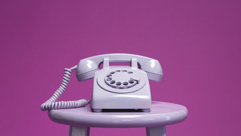 Tillfälligt telefonnummer till kansliet