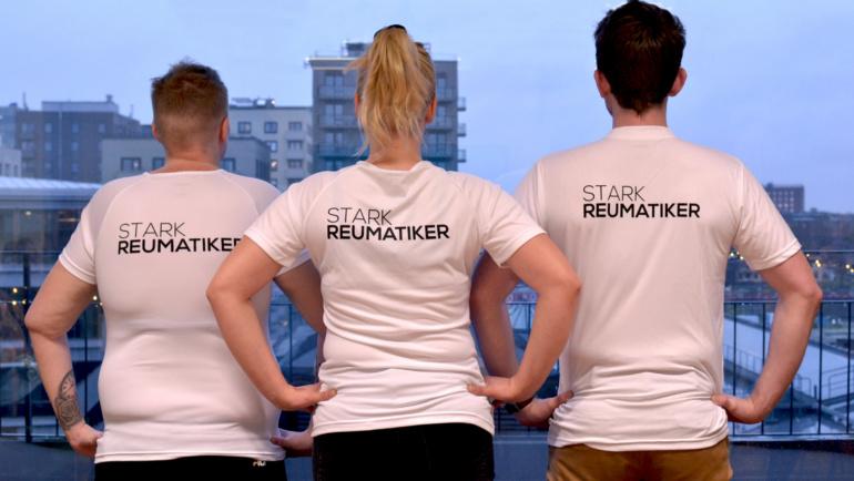 Gå med i vår arbetsgrupp Stark Reumatiker