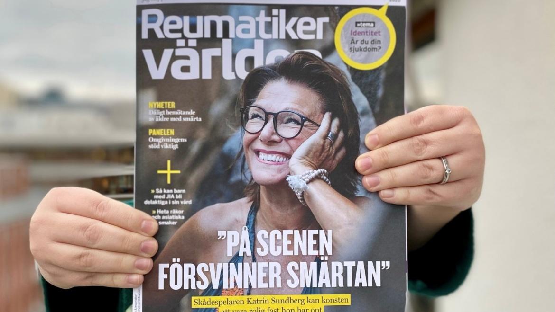 Nytt nummer av Reumatikervärlden